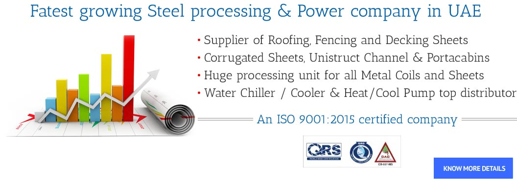 Roofing Sheet, Fencing supplier in Dubai | Oman | Saudi | UAE