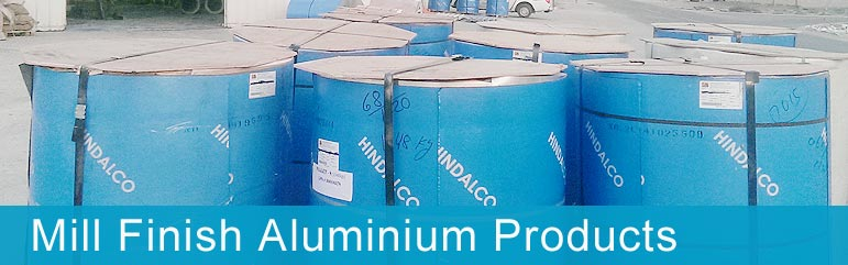 Mill Finish Aluminium Pre Painted Aluminium Coil supplier in UAE | Oman | Saudi