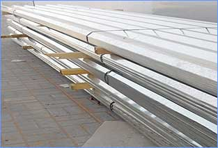 Galvanized Decking Sheet supplier in Dubai | UAE | Oman | Saudi | Qatar
