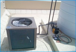Swimming pool heat pump supplier in UAE | DUBAI