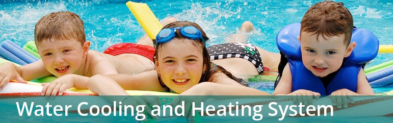 Swimming Pool Water Chillers : Water chiller cooler supplier in uae dubai get the best