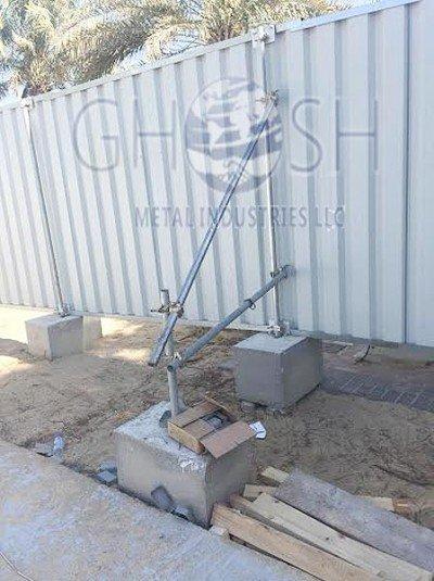Continous Fencing Sheet Supplier in UAE | Oman | Saudi | Qatar