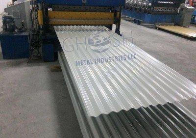 Corrugated sheet supplier in UAE | Oman | Saudi | Qatar