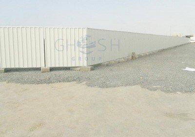 Fencing sheet supplier in UAE | Oman | Saudi | Qatar
