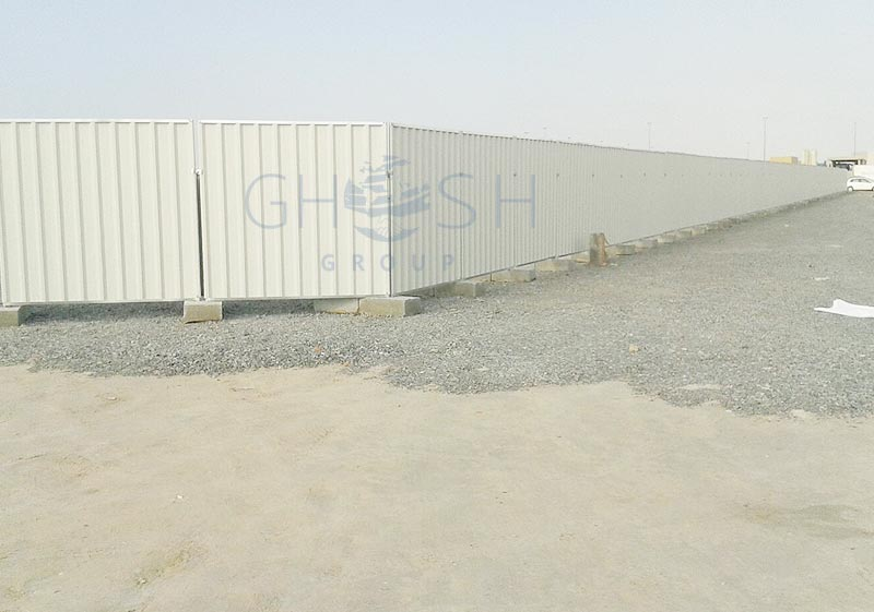 Fencing Sheet Supplier In Uae Saudi Oman Qatar