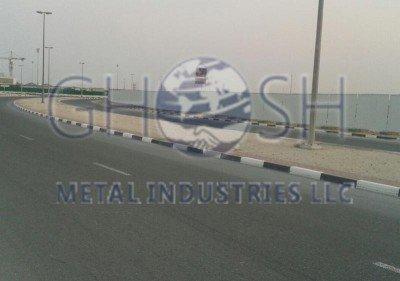 Fencing sheet supplier in UAE Oman Saudi Qatar