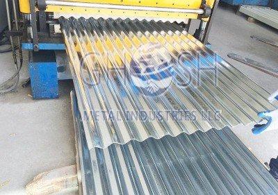 Mill Finish Corrugated sheet supplier in UAE | Oman | Saudi | Qatar