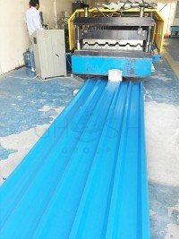 RAL 5012 profile sheet supplier in UAE | Oman | Qatar | Saudi