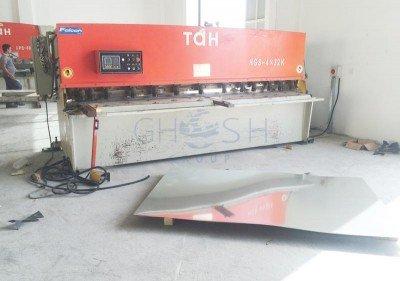 Metal Shearing Machine in UAE | Oman | Saudi | Qatar