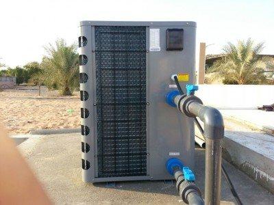 Swimming heat pump supplier in UAE | Oman | Saudi | Qatar