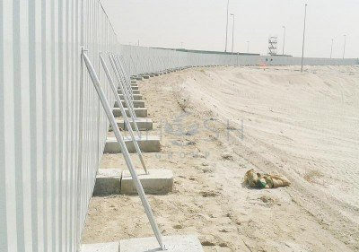 Temporary fencing supplier in UAE | Oman | Saudi | Qatar