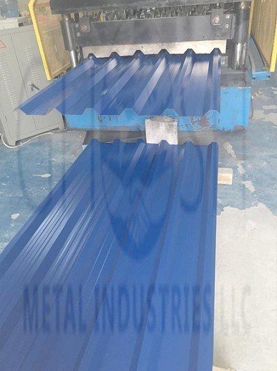 Steel profile sheet supplier in UAE | Oman | Saudi | Qatar