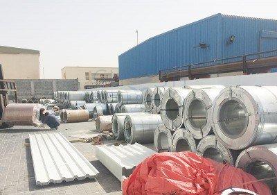 CR, HR Coils Supplier in UAE | Oman | Saudi | Qatar