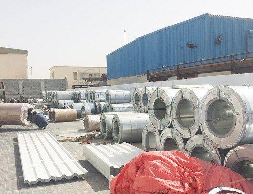 Cr Hr Coils Supplier In Uae Oman Saudi Qatar Ghosh