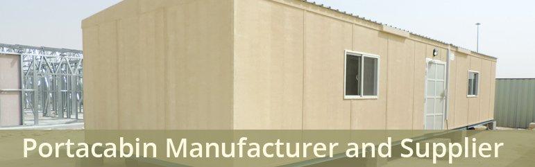 Portacabin Manufacturer and Supplier in Dubai | UAE | Oman | Saudi | Qatar