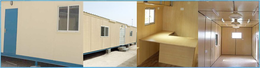 Portacabin Manufacturer and Supplier – United Arab Emirates