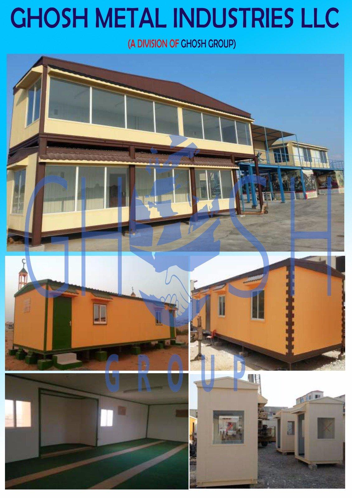 Portacabin manufacturer UAE Dubai Oman Saudi Qatar
