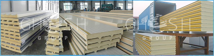 Sandwich panel manufacturer and suppliers in UAE | Oman (Salalah, Muscat, Sohar, Nizwa, Barka, Ibri) | Saudi | Iraq | Kuwait | Bahrain