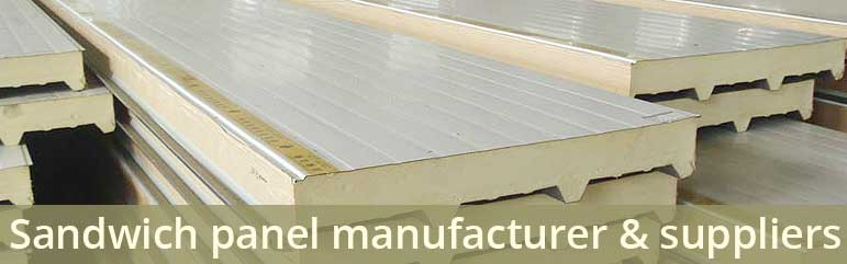 Sandwich panel suppliers and manufacturer in UAE | Oman (Salalah, Muscat, Sohar, Nizwa, Barka, Ibri) | Saudi | Iraq | Kuwait | Bahrain