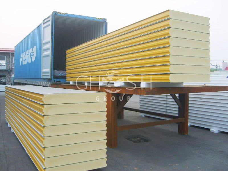 Sandwich panel manufacturer and suppliers in Dubai | UAE