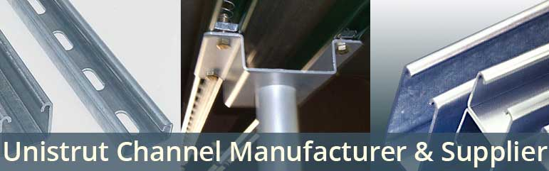 Unistrut Channel Supplier & Manufacturer in UAE | Oman | Saudi | Iraq