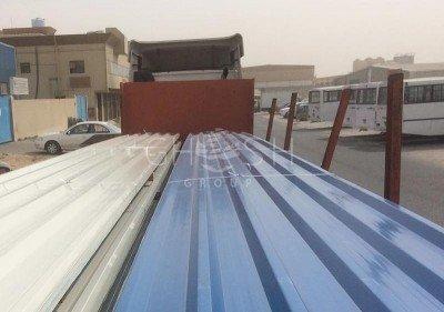 Roof profile sheet supplier in UAE | Dubai | Oman | Saudi | Qatar