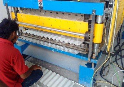 Galvanized Aluminium Corrugated Sheet Supplier Qatar | Oman | Saudi | KSA