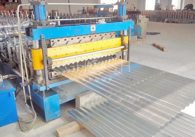 Galvanized Aluminium Corrugated Sheet Supplier Dubai | UAE | Muscat | Abu Dhabi