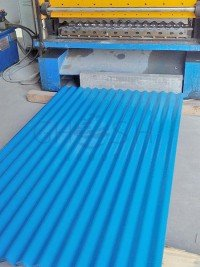 Galvanized Aluminium Corrugated Sheet Supplier Kenya | Tanzania | Yemen | Gabon