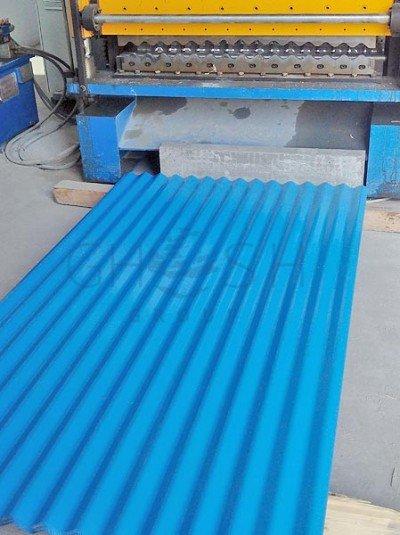 Galvanized Aluminium Corrugated Sheet Supplier Kenya | Tanzania | Yemen | Gabon