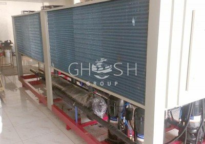 Water Chiller for Industrial Use in UAE