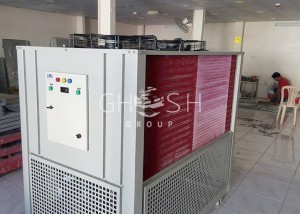 Water Chiller Installation in UAE by Experts
