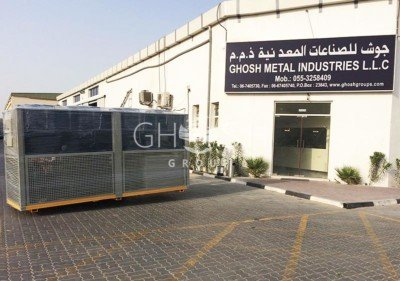 Water Chiller Manufacturer in UAE | Oman | Saudi | Dubai