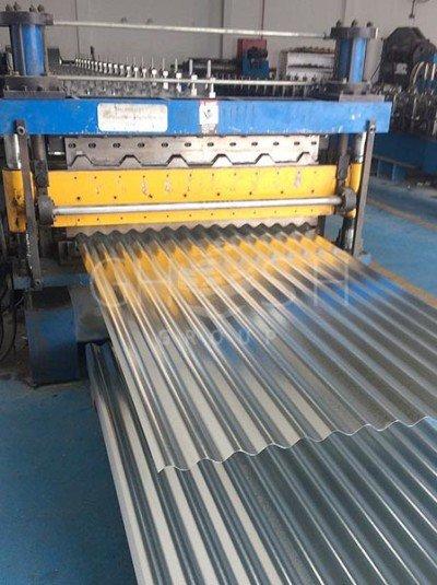 Corrugated roofing sheet supplier, manufacturer in Oman | UAE | Saudi | Dubai
