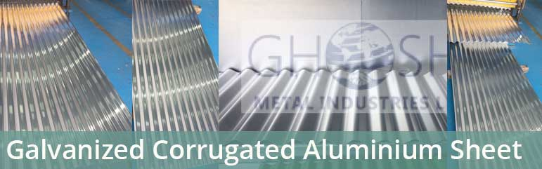 Galvanized & Aluminum Corrugated Sheet Suppler UAE | Oman | Saudi