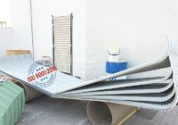 Corrugated Roofing Ridges Sheet in UAE | Iraq | Oman | Saudi | Kuwait | Bahrain