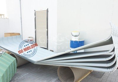 Corrugated Roofing Ridges Sheet in UAE | Iraq | Oman | Saudi | Kuwait | Bahrain