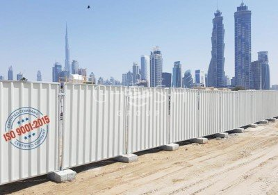 UAE - Dubai Jumierah Discontinious Fencing Panel manufacturer and supplier