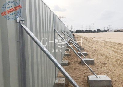 Clamps for Discontinuous fencing manufacturer & supplier