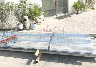Customised Decking sheet weight supplier in UAE | Iraq | Bahrain| Oman (Salalah, Muscat, Sohar, Nizwa, Barka, Ibri) | Saudi | Kuwait