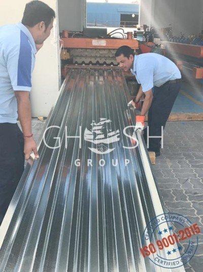Decking sheet suppliers UAE | Oman (Salalah, Muscat, Sohar, Nizwa, Barka, Ibri) | Saudi | Iraq | Kuwait | Bahrain