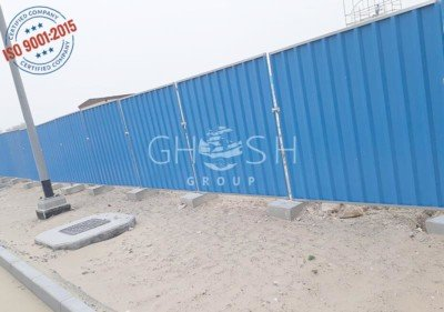 Discontinuous fencing manufacturer & supplier Oman (Salalah, Muscat, Sohar, Nizwa, Barka, Ibri)