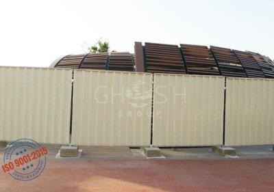 Temporary fencing Oman (Salalah, Muscat, Sohar, Nizwa, Barka, Ibri) | Saudi | Iraq | Kuwait | Bahrain