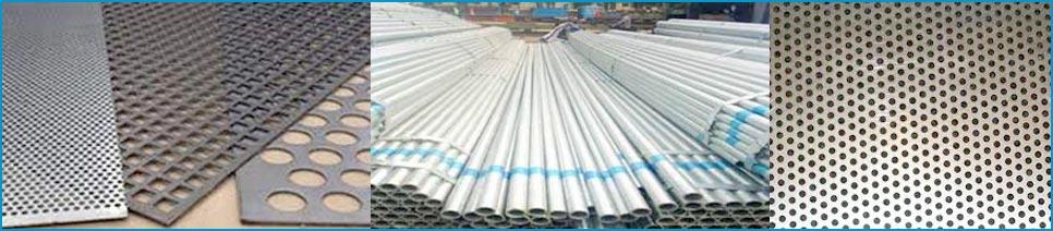 Galvanized Steel Pipe & GI Perforated Sheet UAE | Oman (Salalah, Muscat, Sohar, Nizwa, Barka, Ibri) | Saudi | Iraq | Kuwait | Bahrain