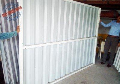 Corrugated gate fencing manufacturer & supplier UAE, Oman (Salalah, Muscat, Sohar, Nizwa, Barka, Ibri) | Saudi | Kuwait | Bahrain | Iraq