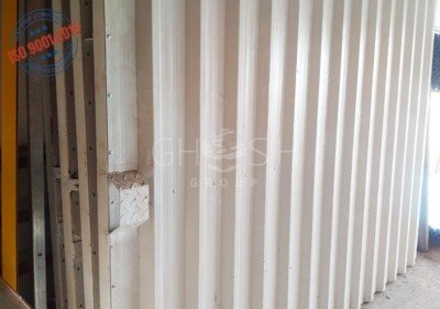 Corrugated gate fencing supplier & manufacturers UAE, Oman (Salalah, Muscat, Sohar, Nizwa, Barka, Ibri) | Saudi | Iraq | Kuwait | Bahrain