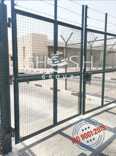 Mesh gate manufacturer UAE | Oman | Saudi | Iraq | Kuwait | Bahrain