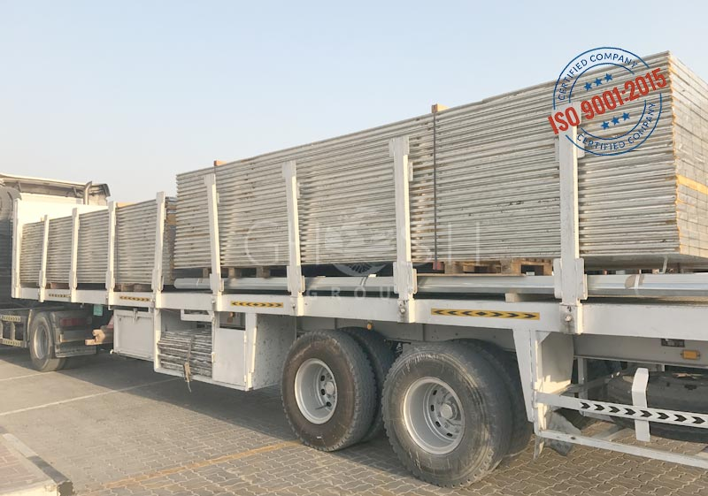 Profile sheet manufacturers & suppliers in UAE | Oman