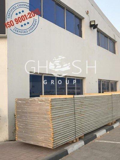 Sandwich panel walls suppliers UAE | Oman (Salalah, Muscat, Sohar, Nizwa, Barka, Ibri) | Saudi | Iraq | Kuwait | Bahrain