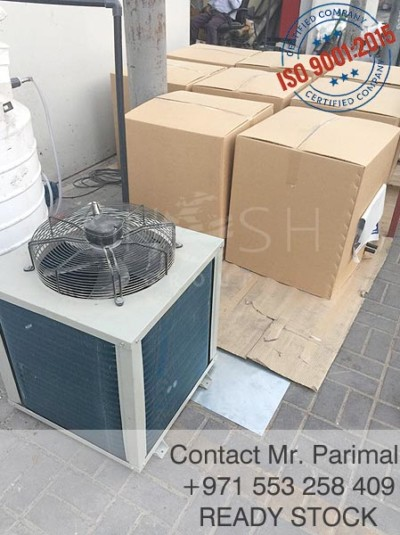 3 ton water chiller with in-built circulation pump supplier - UAE | Oman (Salalah, Muscat, Sohar, Nizwa, Barka, Ibri) | Saudi | Iraq | Kuwait | Bahrain